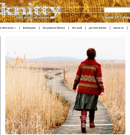 Knittycover